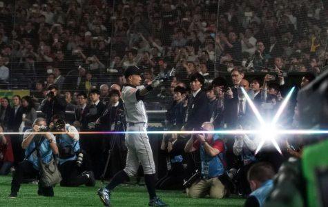 Ichiro's Legendary Career Comes To A Close