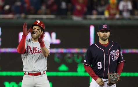 Phillies Make History In Harper's Return To DC