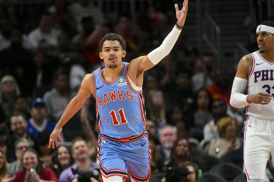 Trae+Young+Remains+Sixers%27+Kryptonite