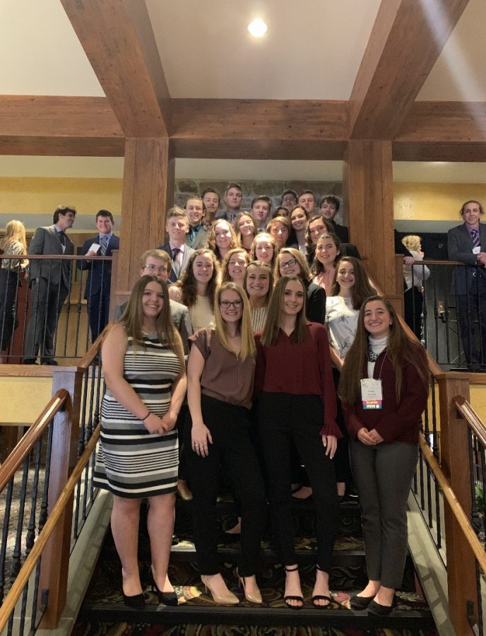 FBLA+Competes+at+State+Competition+in+Hershey