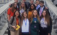 Youth and Government Attend State Model Covention in Harrisburg