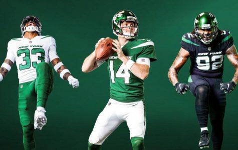 Jets Unveil New Uniforms