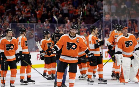 Flyers' Season Finally Comes To A Disappointing End