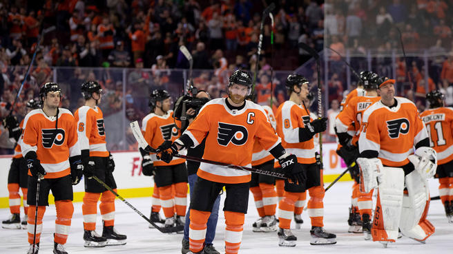 Flyers+Season+Finally+Comes+To+A+Disappointing+End