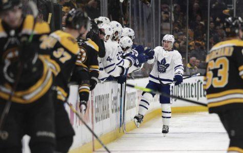 Leafs Stun Bruins, Take 1 – 0 Lead