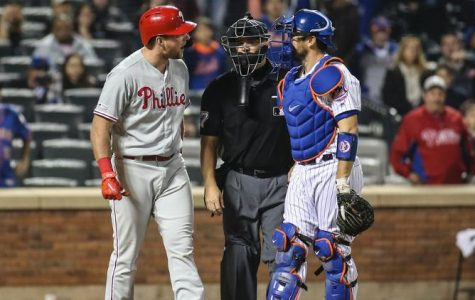 Phillies And Mets Rivalry Is Back With Hoskins' Last Laugh