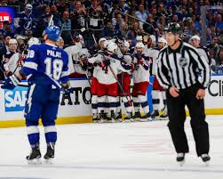 Lightning Lose 4-3 in Game One After Blowing 3 Goal Lead