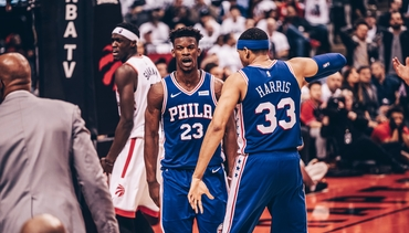 Butler Keeps His Promise; Lifts Sixers To Game 2 Win
