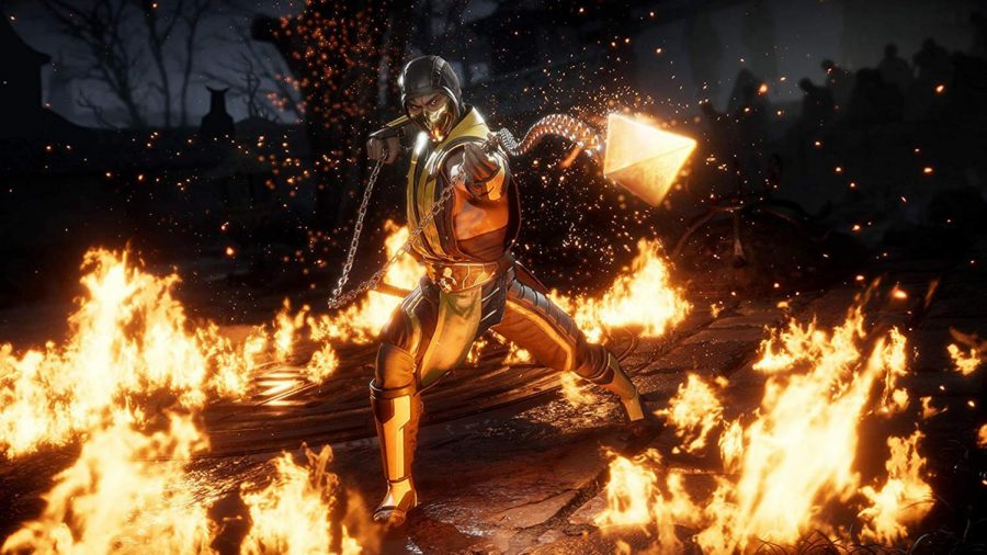 Mortal+Kombat+Fans+Excited+About+Latest+Version
