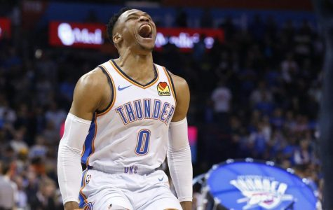 Russell Westbrook Records First 20-20-20 Game Since 1968