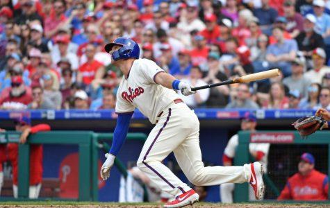 Phillies Get Another Series Win Despite Sputtering Offense