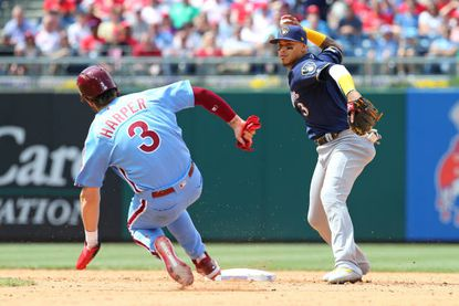Phillies Badly Overpowered In Series Loss To Milwaukee