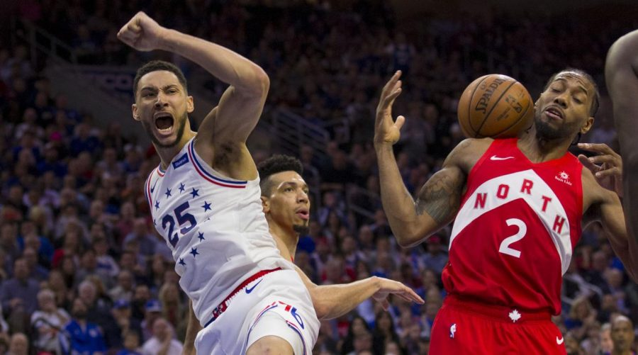 Sixers%27+Ben+Simmons+scored+21+as+the+Sixers+defeated+Kawhi+Leonard+and+the+Raptors+in+game+6+of+the+Eastern+Conference+Semi-Finals.