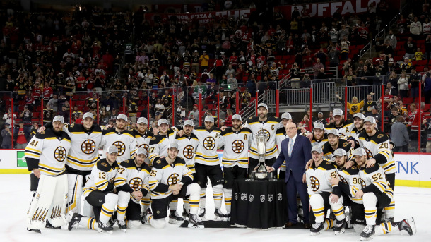 Bruins Sweep Hurricanes: Advance To Stanley Cup Final