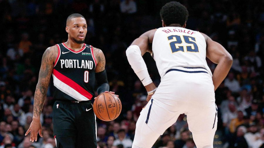 Portland Defeats Denver, Ties Series