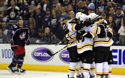 Bruins Top Jackets, Tie Series 2-2