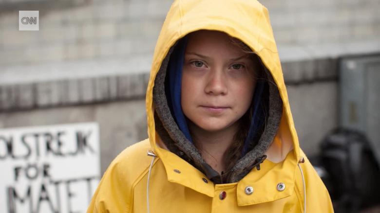 Greta+Thunberg%2C+sixteen-year-old+climate+change+activist+who+spent+weeks+crossing+the+Atlantic+Ocean+on+a+zero-emissions+boat+and+spoke+to+world+leaders+at+the+2019+UN+Climate+Summit+in+New+York.