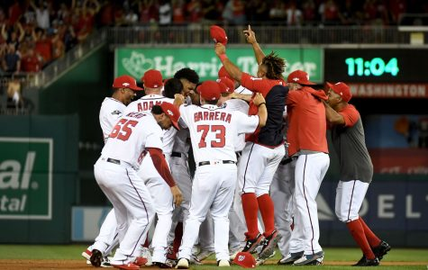 Nationals Moving On After Wild Card Comeback