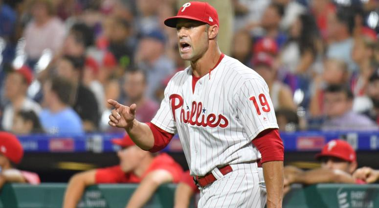 The Phillies fired manager Gabe Kapler after 2 seasons with the club. He finished with a 161-163 record in Philadelphia.
