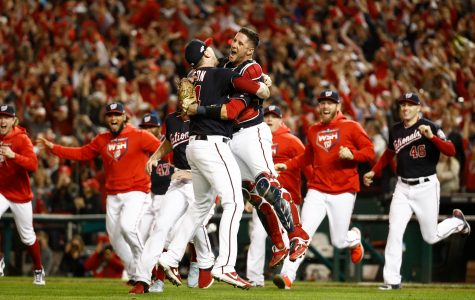 Nationals Sweep Their Way To The World Series