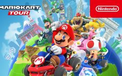 Mario Kart Drifts Back Into Student Life