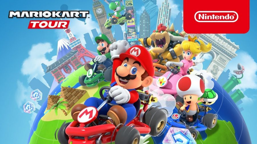 Mario+Kart+Tour+has+reached+critical+acclaim+and+success+with+teenagers+in+its+first+three+weeks.