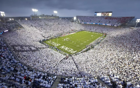 Penn State Never Fails to Impress at Annual White-Out Game