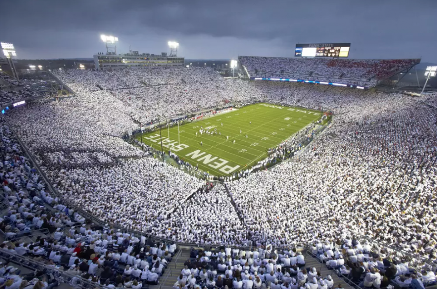 Penn+State+Never+Fails+to+Impress+at+Annual+White-Out+Game