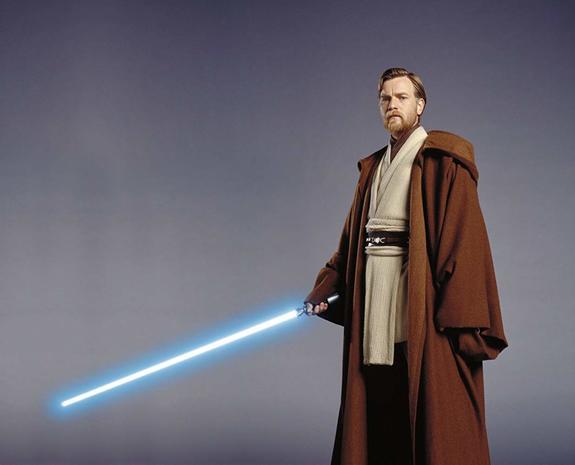 Obi Wan in Revenge of the Sith