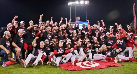 Nationals Stun Dodgers; Advance To First NLCS