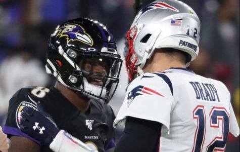 Lamar Jackson, Baltimore Ravens Destroy New England Patriots