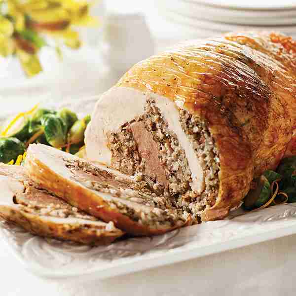 Students discussed the turducken - a turkey with a duck stuffed inside of it, and a chicken stuffed inside the duck.
