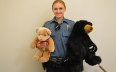 School Officer Spreads Teddy Bear Drive to BASH