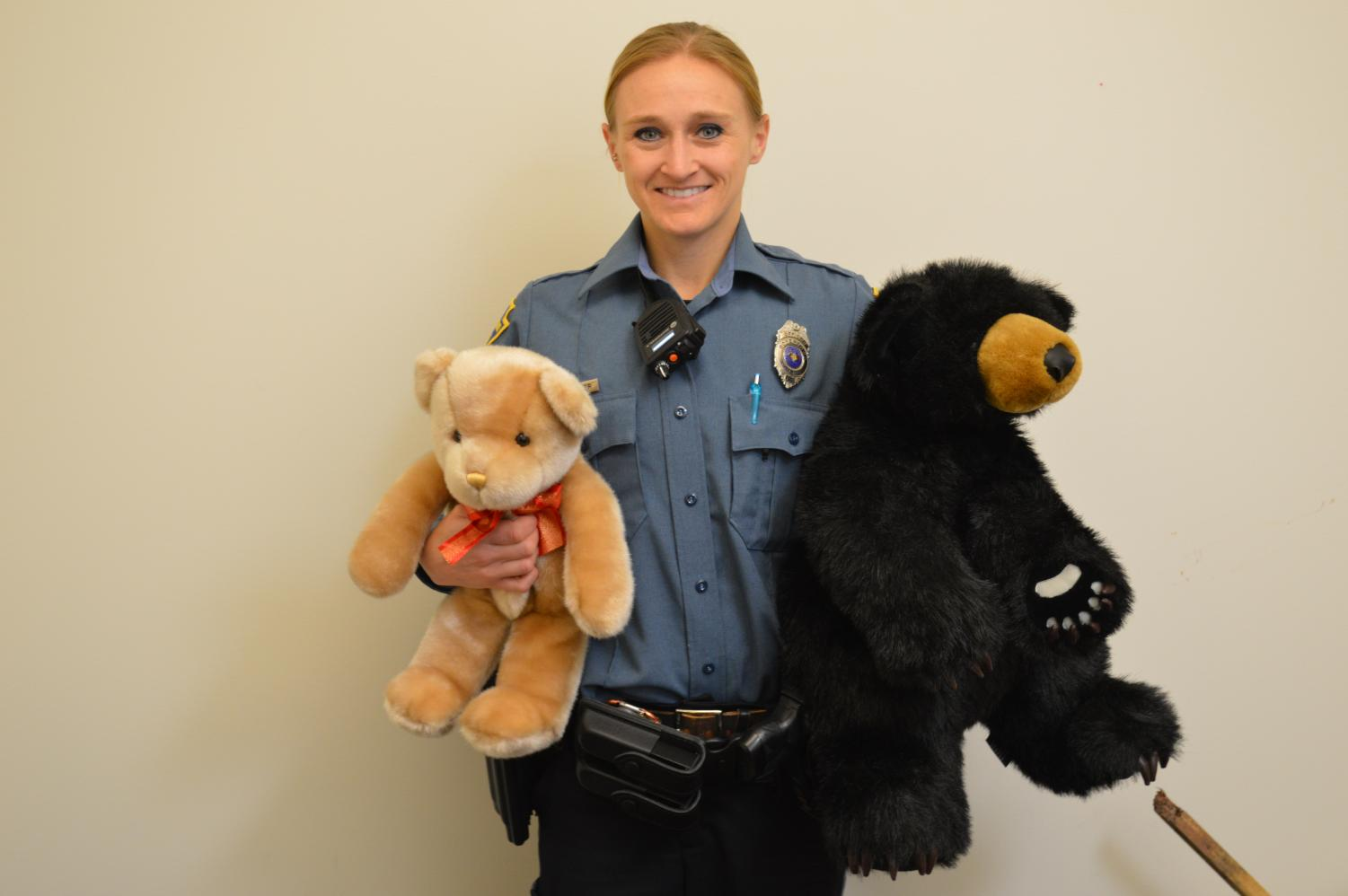 Officer Kristen Yeager, who has served as a police officer since 2007, recently joined Boyertown in August as part of buffing up security.
