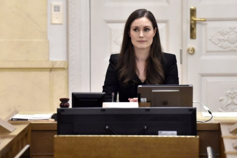 Sanna Marin is the Prime Minister of Finland and the youngest head of state in the world -- she may become an example of the competence provided by young leaders.