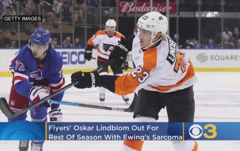 Flyers' season suddenly facing detrimental adversity
