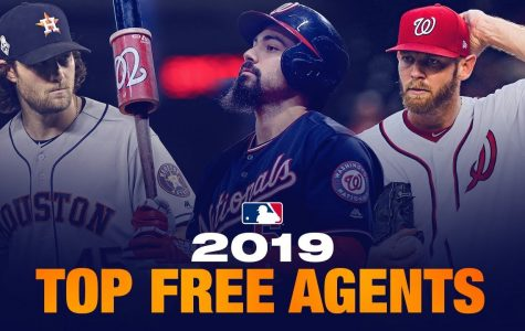 MLB free-agency heats up with blockbuster signings