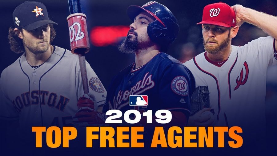 Top free-agents Gerrit Cole, Anthony Rendon, and Stephen Strasburg signed mega deals with the Yankees, Angels, and Nationals respectively.