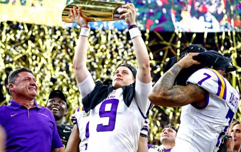 LSU Takes Down Defending Champ Clemson For College Football Supremacy