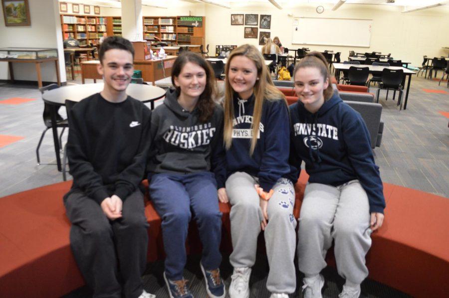 Student Council Confirms Rest of Mini-THON Spirit Days