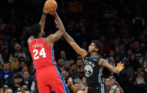 24, in 24, in honor Of 24: Embiid & Sixers take down Golden State