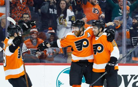Flyers Blank Penguins In Rivalry Matchup