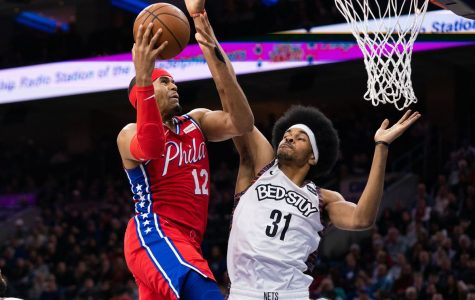 Tobias Harris Leads Sixers' To Knock Off Nets