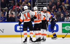 Flyers Hang On For 4-3 Overtime Win In St. Louis