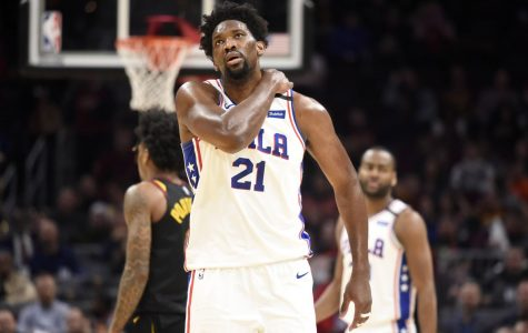 Sixers' Frustration Mounting After Loss In Cleveland