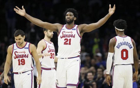 Embiid & Sixers' Knock Off Brooklyn In Comeback Overtime Victory