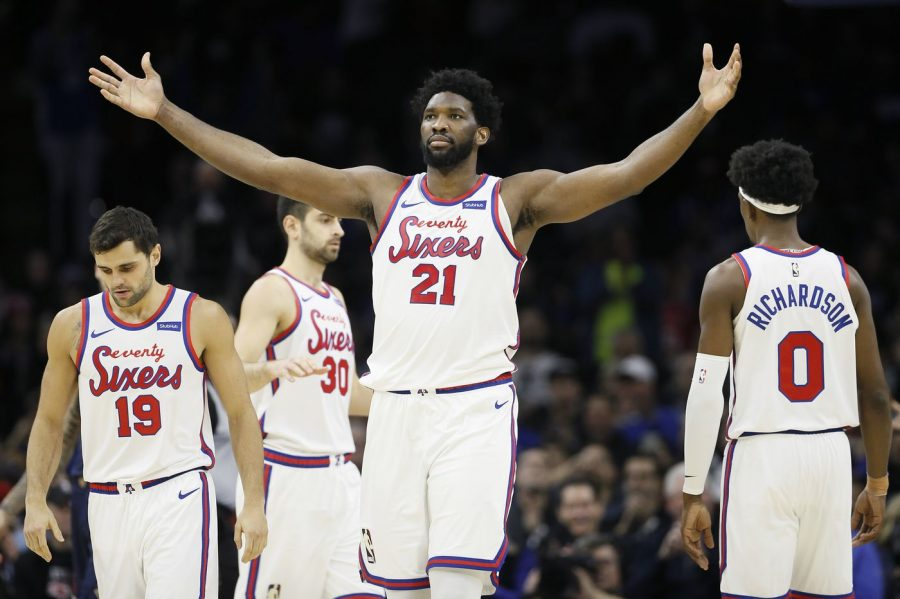 Sixers' Joel Embiid scored 39 points, including clutch free-throws to send the game to overtime and give the Sixers the 112-104 win on Thursday (via Philadelphia Inquirer).