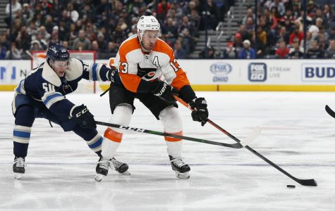 Hayes Plays Hero In Flyers' Clutch OT Victory