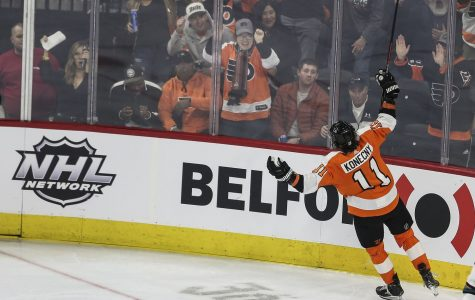 Flyers Putting On The Pressure After 4th Straight Win