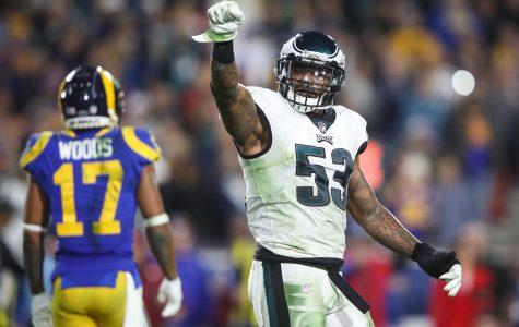 NFC East Update: Eagles Release Bradham, AP Stays In Washington